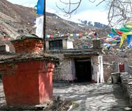 Muktinath Eternal Flame