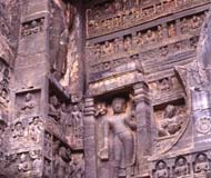 ajanta carvings