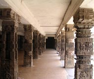 hall of pillars