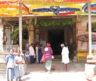 visnu temple entrance